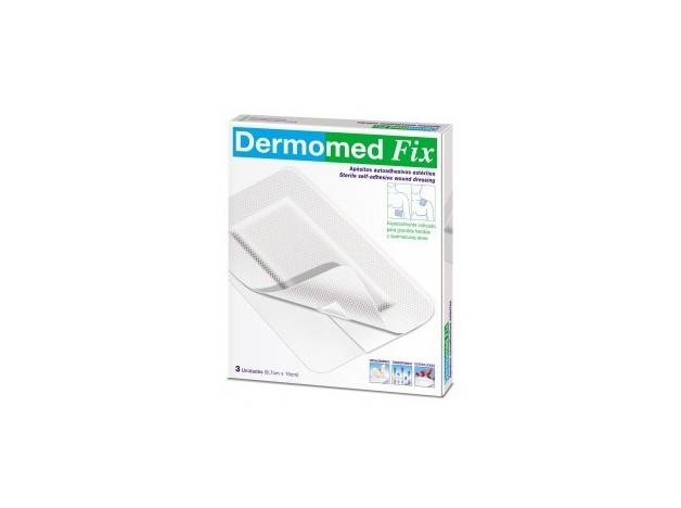 DERMOMED FIX TIRA TEJIDO 75 CM X 8 CM