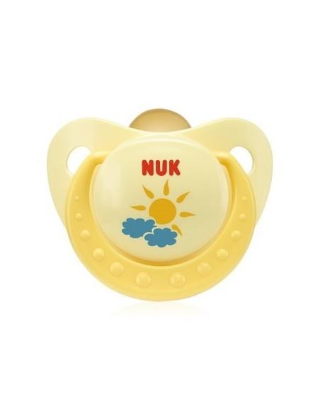 NUK CHUPETE LATEX 18-36 2UDS NUKETE