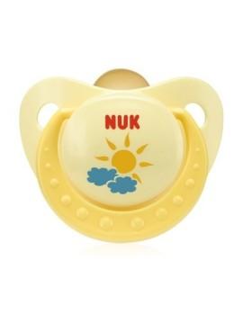 NUK CHUPETE LATEX 06-18M 2UDS NUKETE