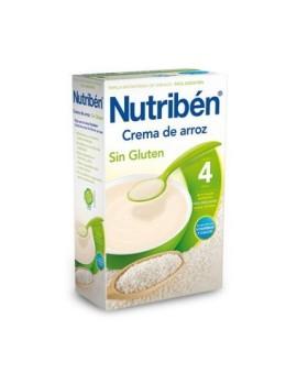 NUTRIBEN PAPILLA DE ARROZ 300 G