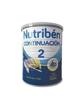 NUTRIBEN LECHE CONTINUACION 800 GR