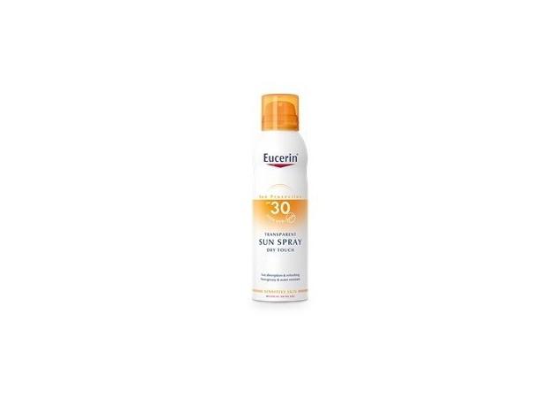 Eucerin Solar Cuerpo Spray Trans Spf 30+ 200 ml