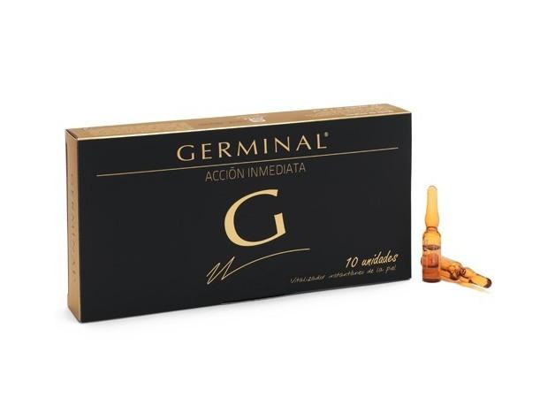 GERMINAL 10 AMPOLLAS FLASH 1.5ML