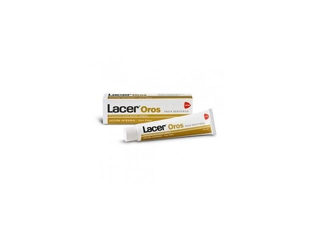 LACER OROS PASTA FLUOR 125 ML