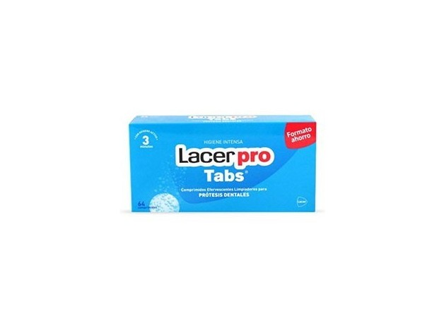 LACER PRO TABS 64 COMP