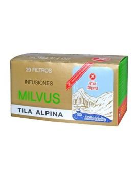 MILVUS TILA ALPINA 20 FILTROS