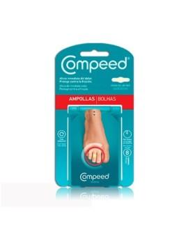 COMPEED AMPOLLA DEDOS PIES 8 UDS