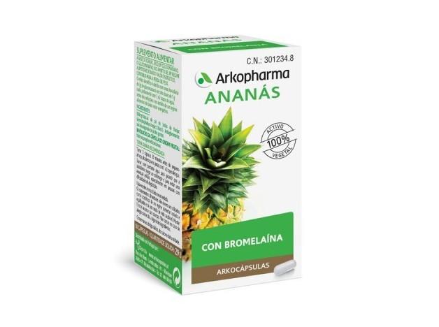 ARKOCAPSULAS ANANAS 50 CAPSULAS