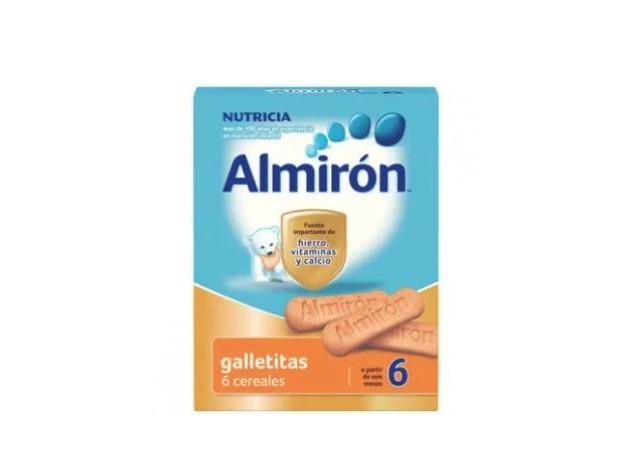 ALMIRON GALLETITAS +6M 180 G