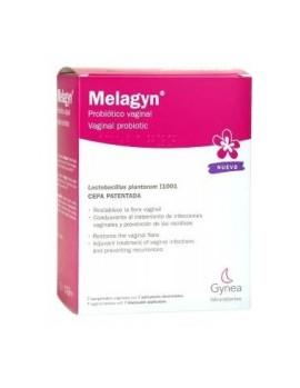 MELAGYN PROBIOTICO 7 APLICACIONES 7 COMPRIMIDOS