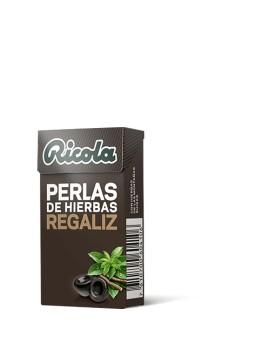 RICOLA REGALIZ S-AZ PERLAS