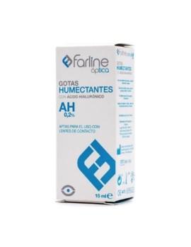 FARLINE COLIRIO 0,2 AC. HIALURONICO 15ML