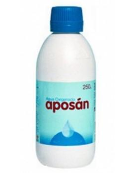 H2O2 250Ml Aposan Agua Oxigenada