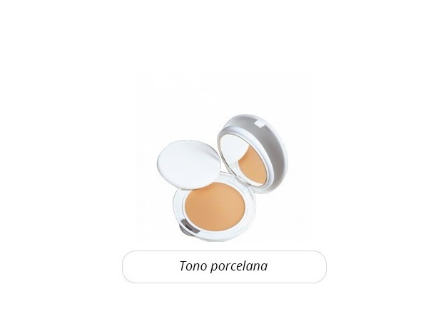 AVENE COUVRANCE CREMA COMPACTA SPF30 PORCELANA