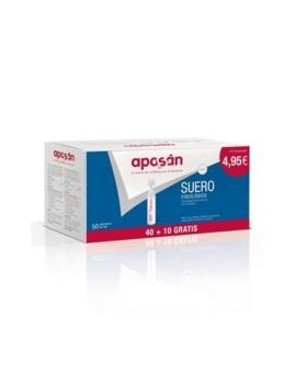 APOSAN SUERO FISIOLOGICO 5 ML 50UDS (40+10)