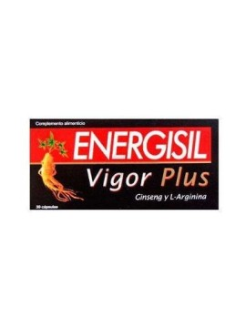 ENERGISIL VIGOR PLUS 30 CAPS