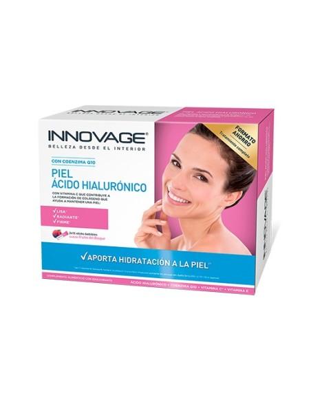 INNOVAGE PIEL ACIDO HIALURONICO 2 X 15 STICKS BE
