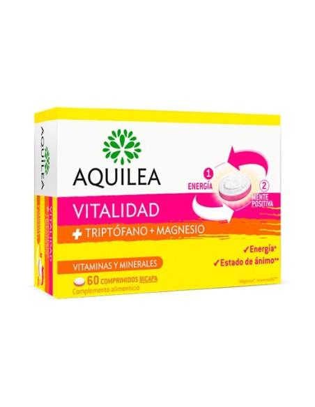 AQUILEA VITALIDAD 60 COMP BICAPA