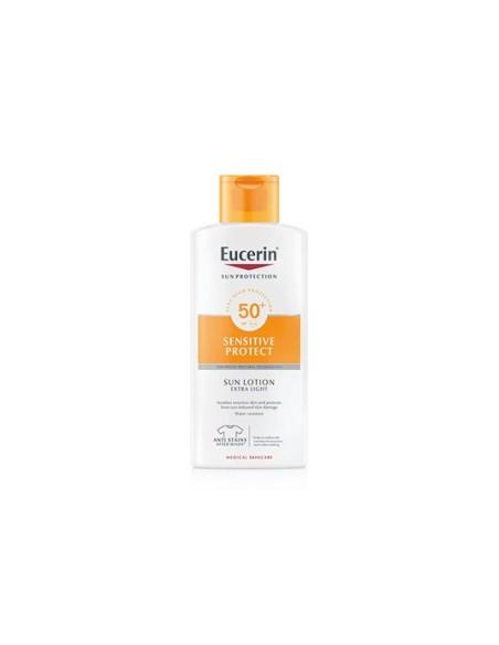 Eucerin Solar Cuerpo Extra Ligth 400 ml Spf50+