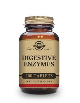 Solgar Enzimas Digestivas 100 Comp