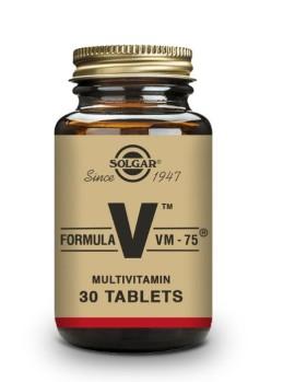 Solgar Formula Vm 75 30 Comp