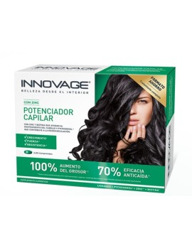 Innovage Capilar Mujer Forte 2X30 Capsulas