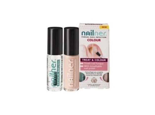 Nailner Pincel Anti Hongos Color 5 ml