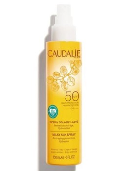Caudalie Solar Cuerpo Leche Spray 150Ml Spf50