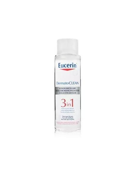 Eucerin Dermatoclean 3 En 1 Sol Micelar Limpiado