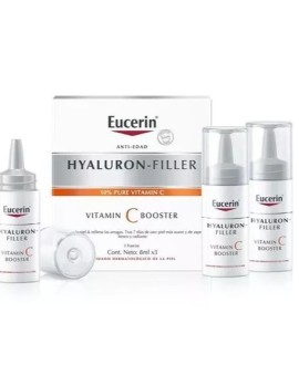 Eucerin Hyaluron Filler Vitamina C Booster 3X8Ml
