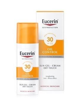 Eucerin Solar Cara Oil Control Spf 30+ 50 ml