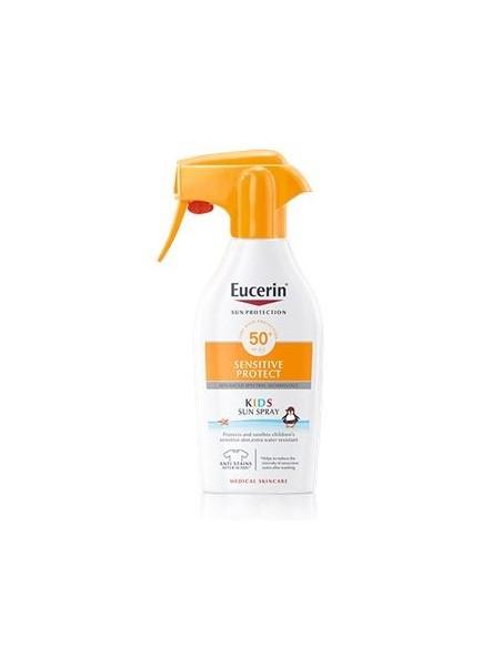 Eucerin Solar Kids Cuerpo Spray Spf 50+ 300Ml