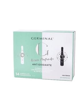 Germinal Antioxidante Dia y Noche 14 Ampollas