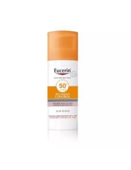 Eucerin Solar Cara 50+Fluid Pigment Control 50Ml