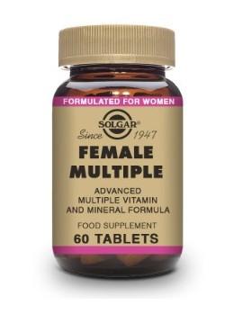 Solgar Female Multiple 60 Tabletas