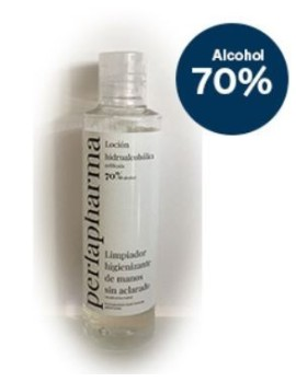 Perlapharma Gel Hidroalcohólico 200 ml