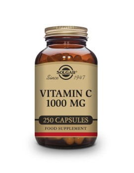 Solgar Vitamina C 1000Mg 250Capsulas