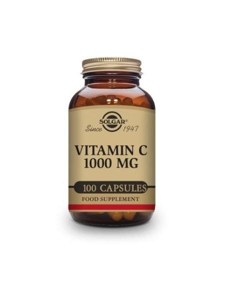 Solgar Vitamina C 1000Mg 100 Capsulas
