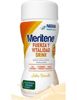 MERITENE DRINK PACK VAINILLA 6X125 ML