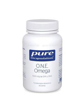 Pure Encapsulations O.N.E. Omega 60 Perlas