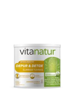 Vitanatur Depur & Detox 200 Gramos