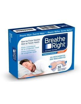 BREATHE RIGHT 30 TIRAS GRANDES