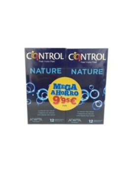 CONTROL NATURE PACK 12+12
